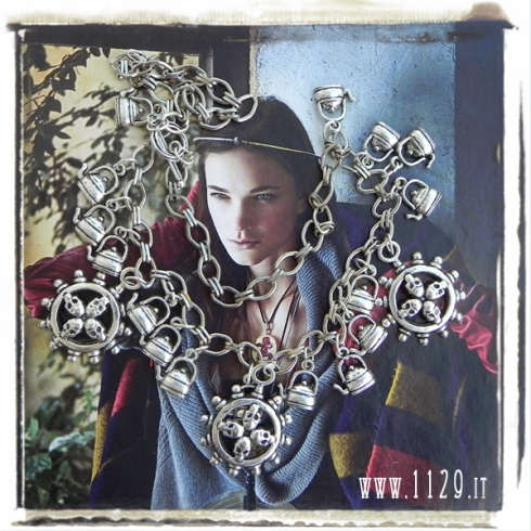 LLTEA-collana-necklace argento tibetano teschi teiere