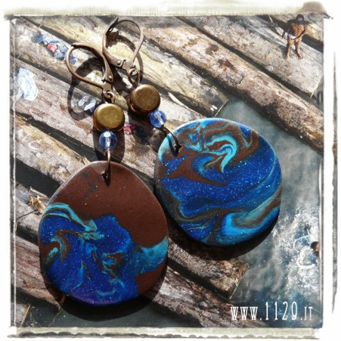 LLRAMAZ orecchini earrings