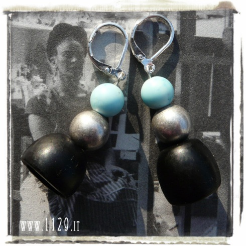 LL FRIDA kahlo orecchini earrings