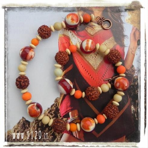 LLMARA collana necklace 1129 49cm