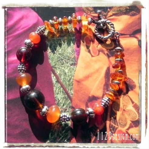 bracciale-ambra-e-corniola-1129design